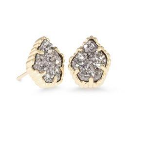 Kendra Scott Tessa Drusy Sparkle Stud Earrings
